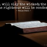 Verse of the Day for Tuesday, October 19, 2021